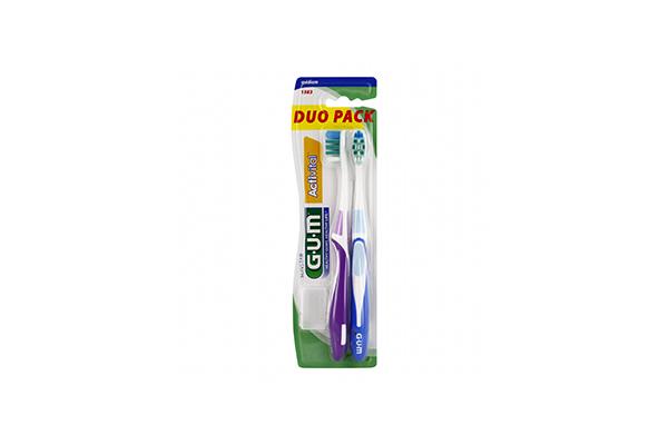 Gum brosse à dents Lot de 2