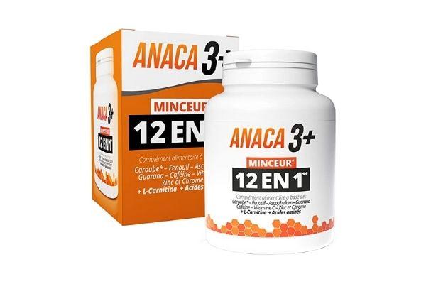 Anaca 3+ 12 en 1