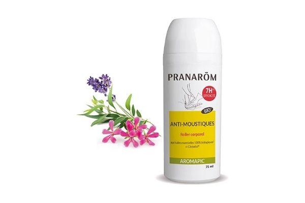Pranarôm roller anti-moustique