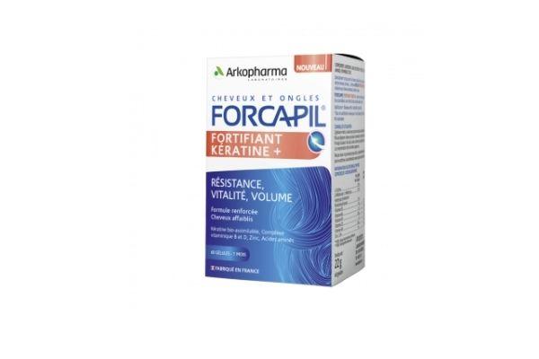 Arkopharma Forcapil fortifiant Kératine