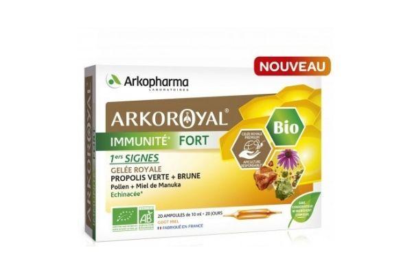 Arkopharma Arkoroyal Immunité Fort