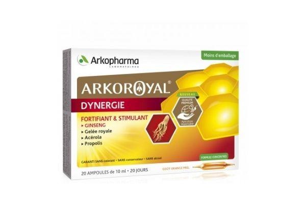 Arkopharma Arkoroyale Dynergie